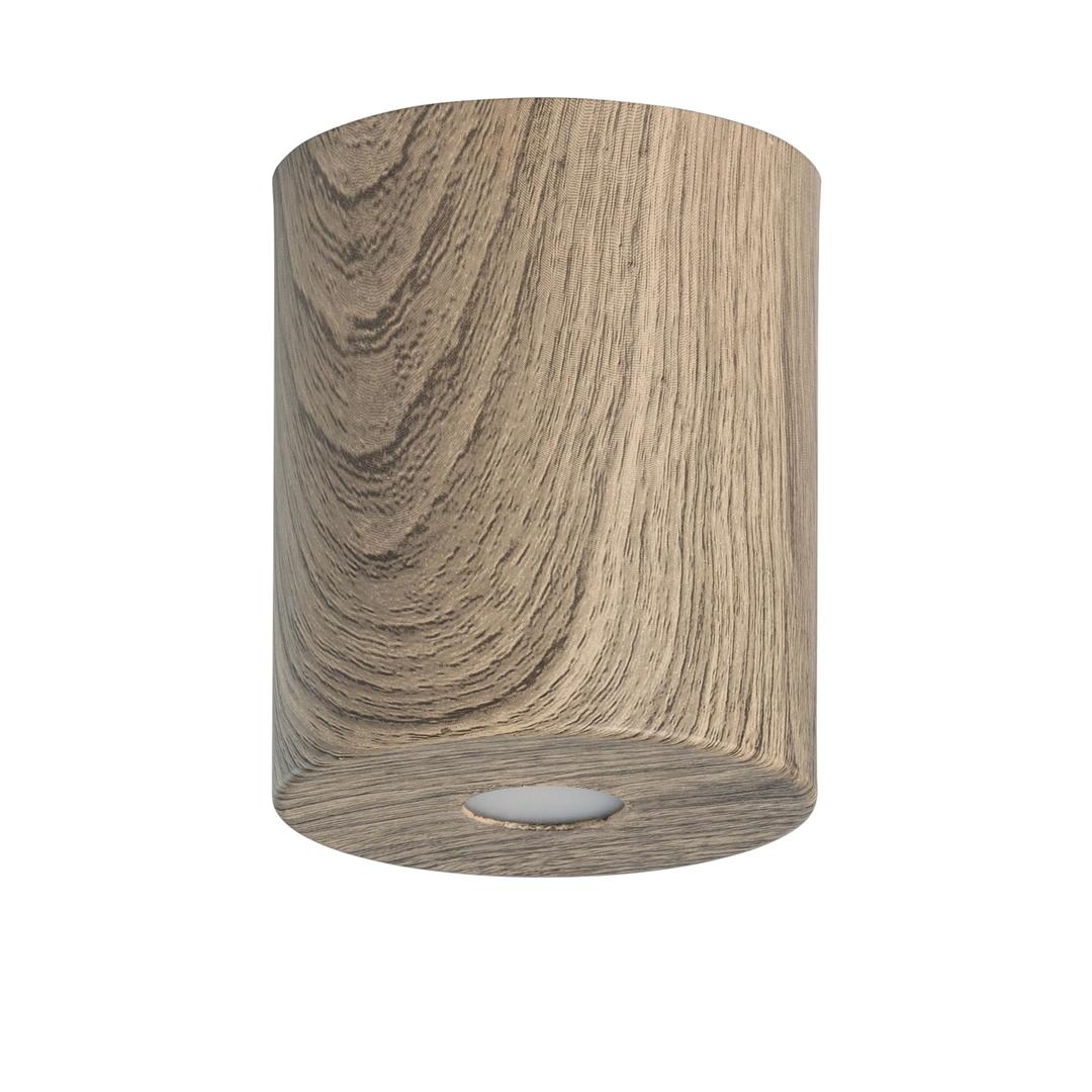 Hängelampe Ylang Techno 1 Braun - 712010301