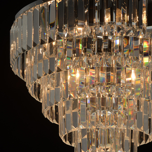 Pendelleuchte Adelard Crystal 5 Chrom - 642010705 small 7
