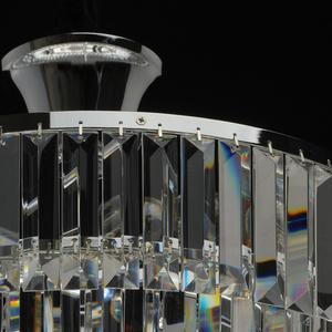 Pendelleuchte Adelard Crystal 5 Chrom - 642010705 small 12