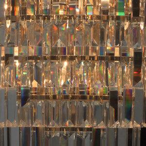Adelard Crystal 5 Gold Pendelleuchte - 642010805 small 5