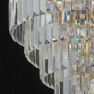 Adelard Crystal 5 Gold Pendelleuchte - 642010805 small 6