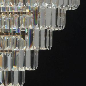 Adelard Crystal 5 Gold Pendelleuchte - 642010805 small 8