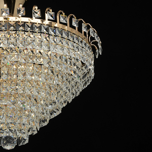 Pendelleuchte Adelard Crystal 5 Gold - 642011005 small 6
