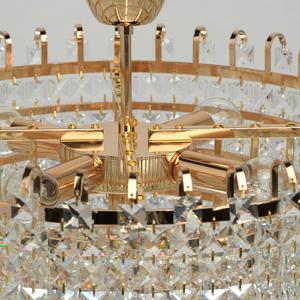 Pendelleuchte Adelard Crystal 5 Gold - 642011005 small 8
