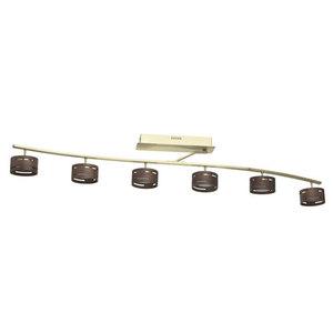Chill-out Hi-Tech 6 Gold Deckenleuchte - 725011006 small 0
