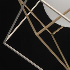 Hängelampe Prisma Hi-Tech 7 Silber - 726010301 small 10