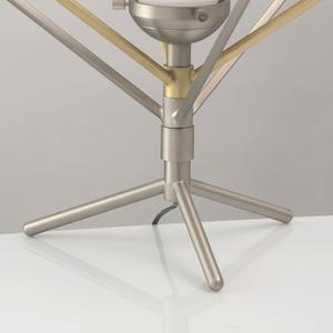 Prisma Hi-Tech 5 Silver Tischleuchte - 726030401 small 6