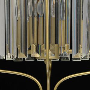 Hängelampe Adele Crystal 3 Gold - 373014403 small 10