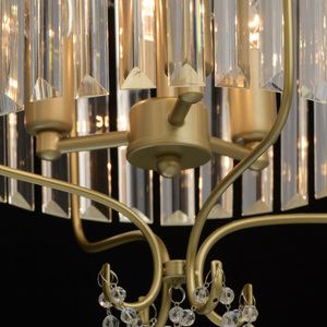 Hängelampe Adele Crystal 3 Gold - 373014403 small 11