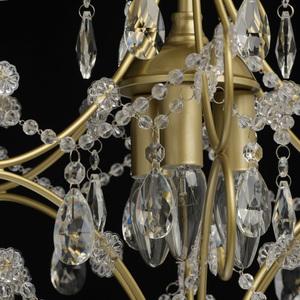 Hängelampe Adele Crystal 3 Gold - 373014503 small 10
