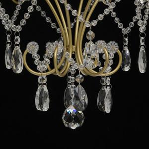 Hängelampe Adele Crystal 3 Gold - 373014503 small 13