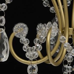 Hängelampe Adele Crystal 3 Gold - 373014503 small 2