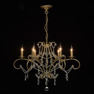 Hängelampe Adele Crystal 6 Gold - 373014606 small 1