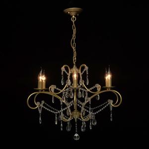 Hängelampe Adele Crystal 6 Gold - 373014606 small 7