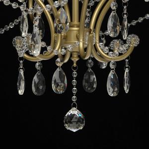 Hängelampe Adele Crystal 6 Gold - 373014606 small 14