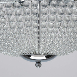 Hängelampe Venezia Crystal 5 Chrom - 464018405 small 10