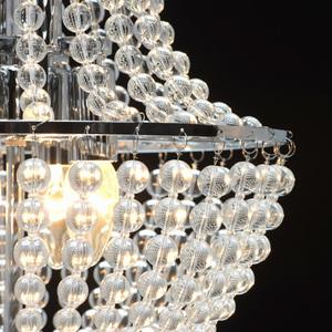 Hängelampe Venezia Crystal 6 Chrom - 464018506 small 6