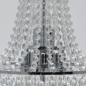 Hängelampe Venezia Crystal 6 Chrom - 464018506 small 9