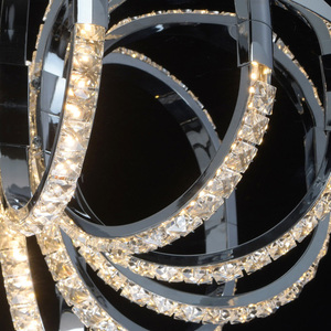 Hängelampe Venezia Crystal 50 Chrom - 276015001 small 4