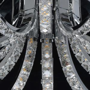 Hängelampe Venezia Crystal 50 Chrom - 276015001 small 5