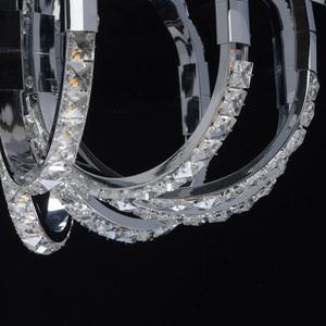Hängelampe Venezia Crystal 50 Chrom - 276015001 small 6