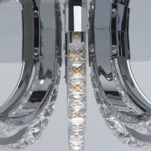 Hängelampe Venezia Crystal 50 Chrom - 276015001 small 8