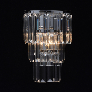 Wandleuchte Adelard Crystal 1 Chrom - 642022601 small 1