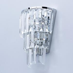 Wandleuchte Adelard Crystal 1 Chrom - 642022601 small 3