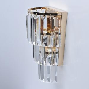 Wandleuchte Adelard Crystal 1 Gold - 642022701 small 3