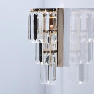 Wandleuchte Adelard Crystal 1 Gold - 642022701 small 4