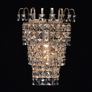 Wandleuchte Adelard Crystal 1 Gold - 642022901 small 1