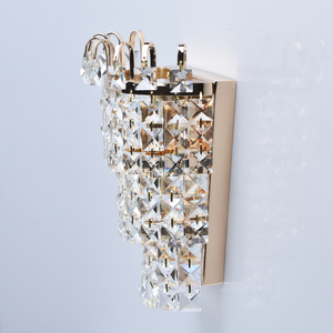 Wandleuchte Adelard Crystal 1 Gold - 642022901 small 3