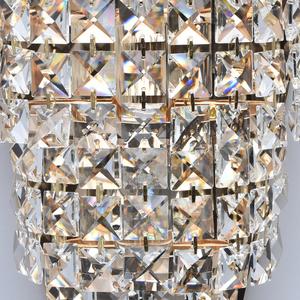 Wandleuchte Adelard Crystal 1 Gold - 642022901 small 4