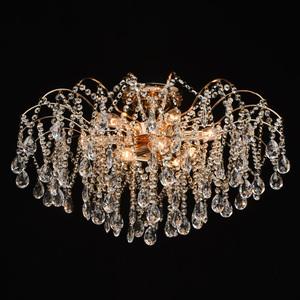 Venezia Crystal 9 Gold Kronleuchter - 464018709 small 1