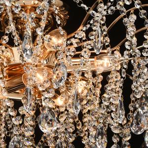 Venezia Crystal 9 Gold Kronleuchter - 464018709 small 7