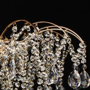 Venezia Crystal 9 Gold Kronleuchter - 464018709 small 8