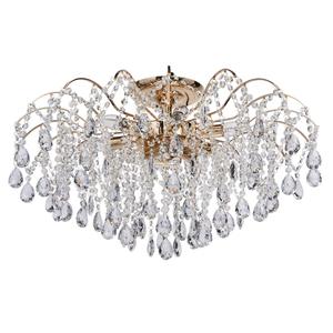 Venezia Crystal 9 Gold Kronleuchter - 464018709 small 0