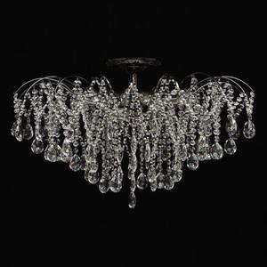 Hängelampe Venezia Crystal 9 Schwarz - 464018809 small 5
