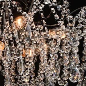 Hängelampe Venezia Crystal 9 Schwarz - 464018809 small 7