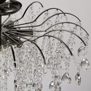 Hängelampe Venezia Crystal 9 Schwarz - 464018809 small 9