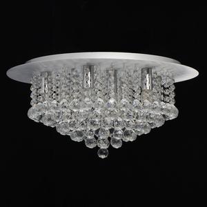 Hängelampe Venezia Crystal 9 Silber - 276014409 small 3
