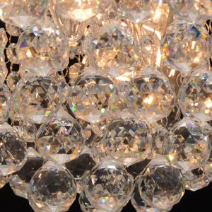 Hängelampe Venezia Crystal 9 Silber - 276014409 small 7