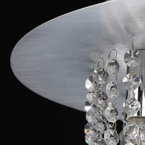 Hängelampe Venezia Crystal 9 Silber - 276014409 small 10