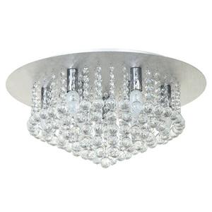 Hängelampe Venezia Crystal 9 Silber - 276014409 small 0