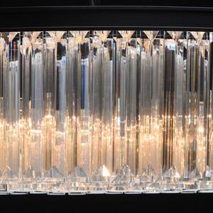 Hängelampe Goslar Crystal 10 Schwarz - 498014910 small 9