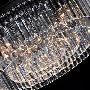 Hängelampe Goslar Crystal 10 Schwarz - 498014910 small 13