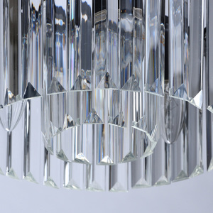 Hängelampe Goslar Crystal 3 Schwarz - 498015103 small 9