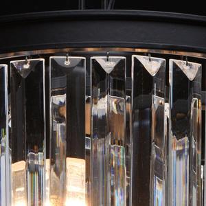 Hängelampe Goslar Crystal 3 Schwarz - 498015103 small 10
