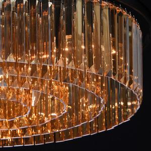 Hängelampe Goslar Crystal 10 Schwarz - 498015010 small 9