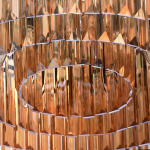 Hängelampe Goslar Crystal 10 Schwarz - 498015010 small 2